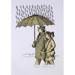 Déšť paragrafů
