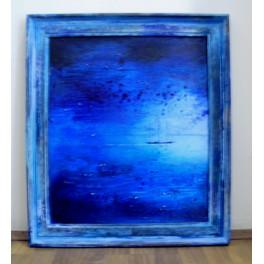 Modrá loďka